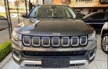 Jeep Compass Longitude At9 4x4 2.0 16V Turbo Diesel - Foto #2
