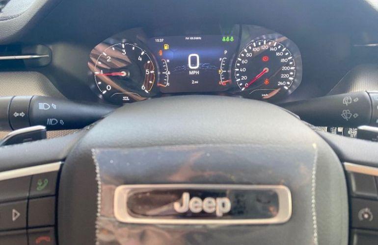 Jeep Compass Longitude At9 4x4 2.0 16V Turbo Diesel - Foto #9