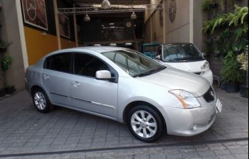 Nissan Sentra Xtronic 2.0 16V Flex