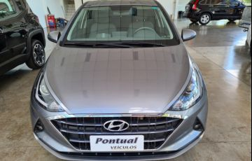 Hyundai HB20S 1.0 T-GDI Diamond (Aut)