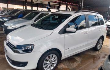 Volkswagen SpaceFox 1.6 VHT Trendline I-Motion (Flex)