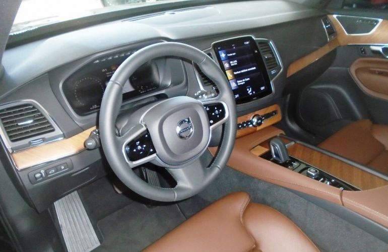 Volvo Xc90 T8 Hybrid Excellence AWD Geartronic 2.0 - Foto #6