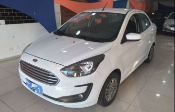 Ford Ka Sedan 1.0 SE