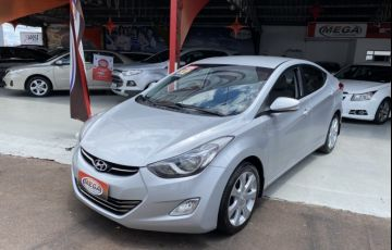 Hyundai Elantra Sedan 1.8 GLS