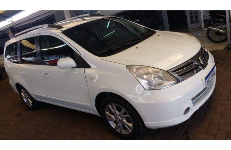 Nissan Grand Livina 1.8 16V (flex) - Foto #2