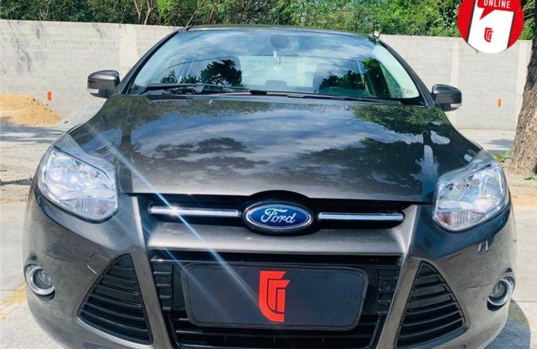 Ford Focus 2.0 Titanium Sedan 16V Flex 4p Powershift - Foto #3