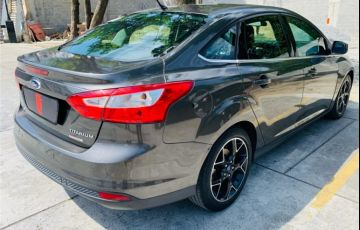 Ford Focus 2.0 Titanium Sedan 16V Flex 4p Powershift - Foto #7