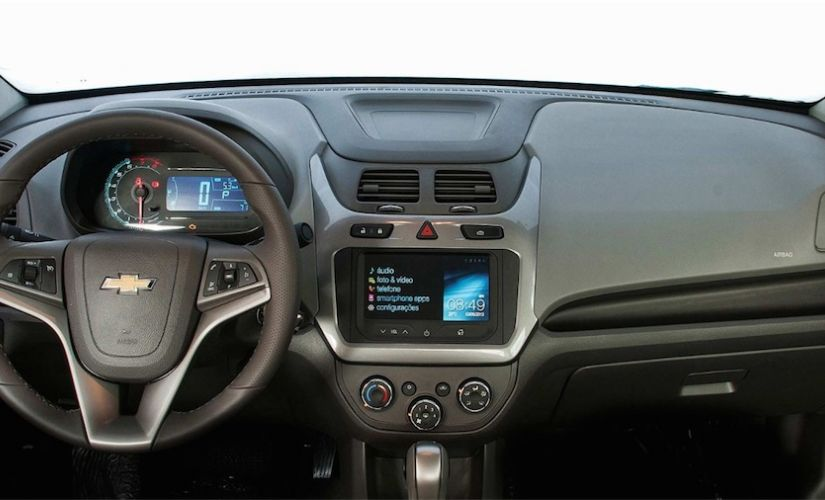 Cobalt Ltz 1.4 2014 Ficha Tecnica >> Chevrolet Cobalt 2019 - Guia de Carros
