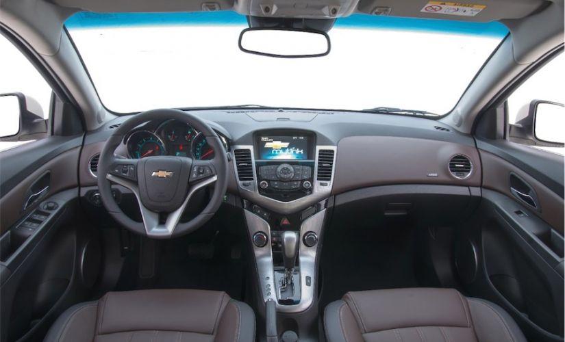 Chevrolet Cruze Sport6