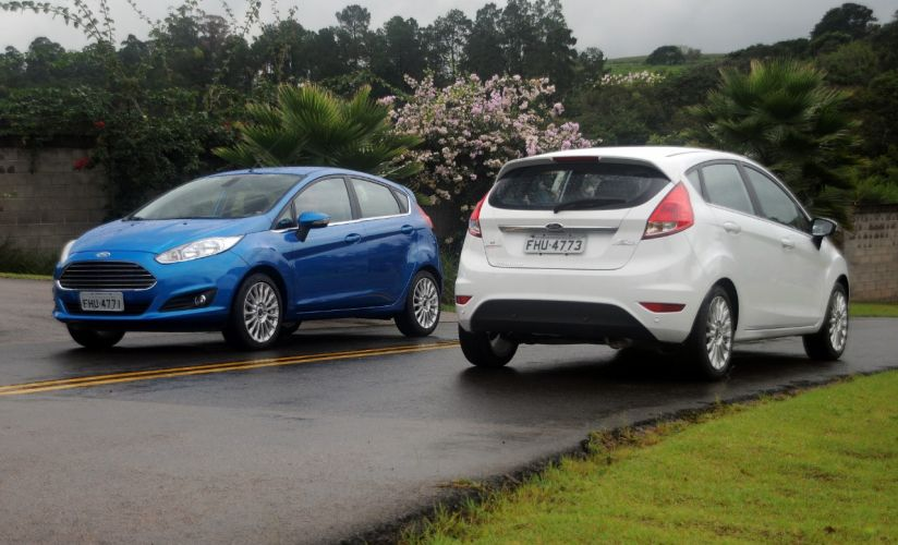 Ford New Fiesta Hatch
