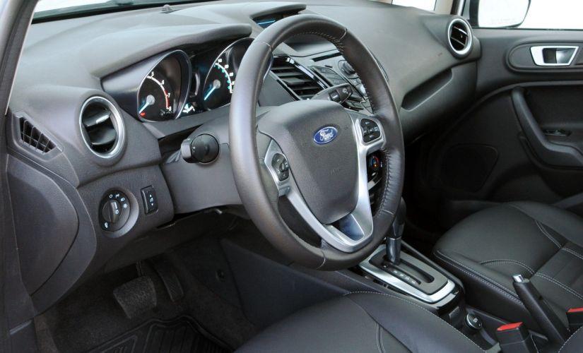 Ford New Fiesta Sedan