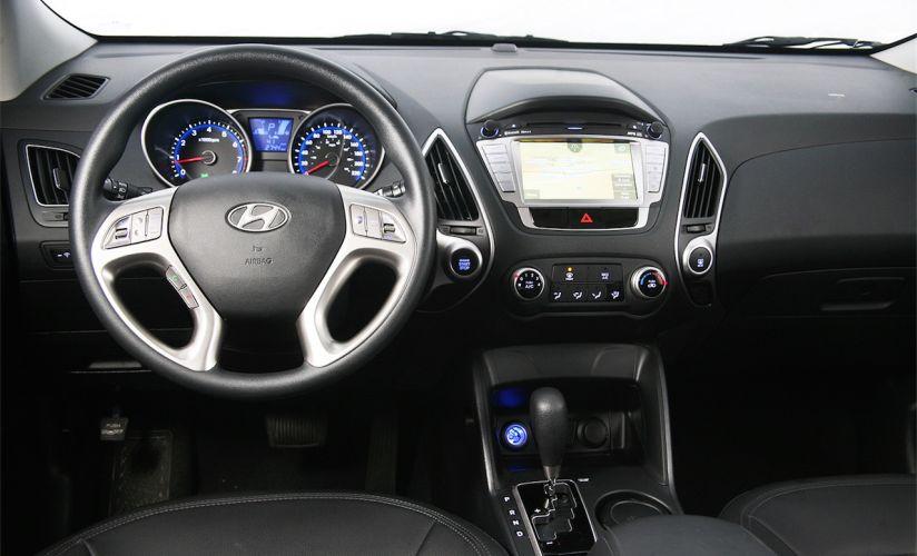 Hyundai ix35 2019 - Guia de Carros