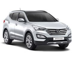Perfect Hyundai Santa Fe