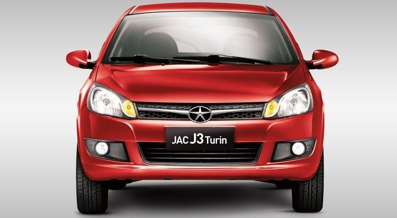 JAC J3 Turin