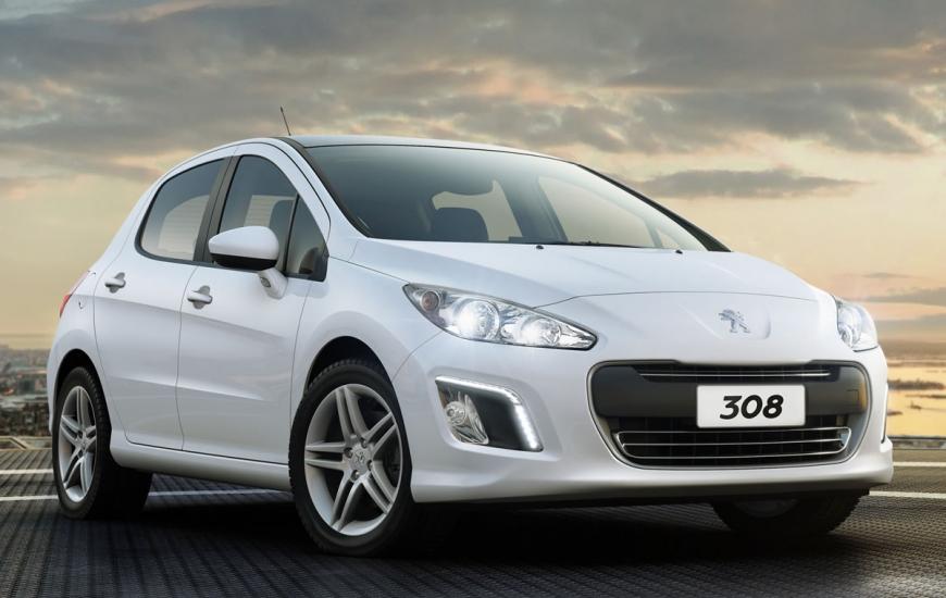 Apresentação do novo Peugeot 308