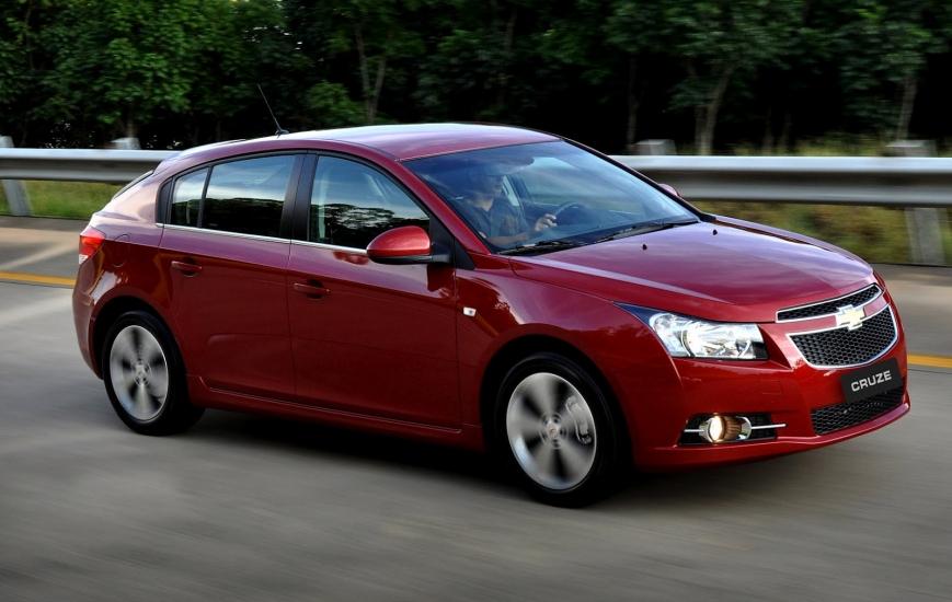 Chevrolet Cruze Sport6 por todos os ângulos