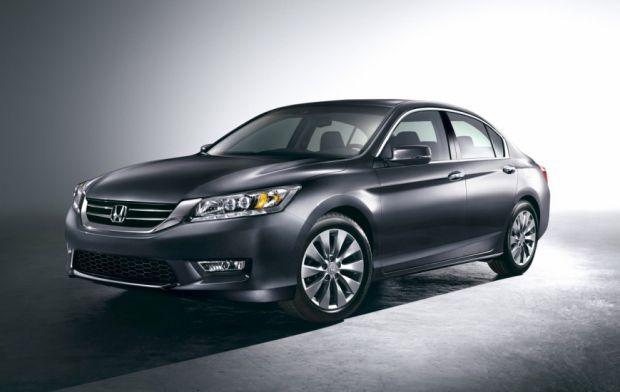 Honda divulga imagens do novo Accord