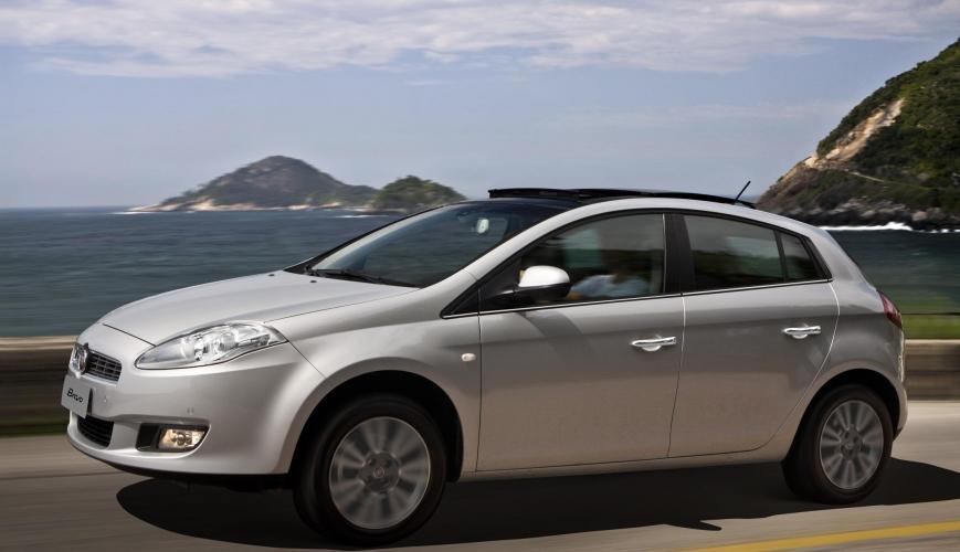 Nova campanha do Fiat Bravo 2013