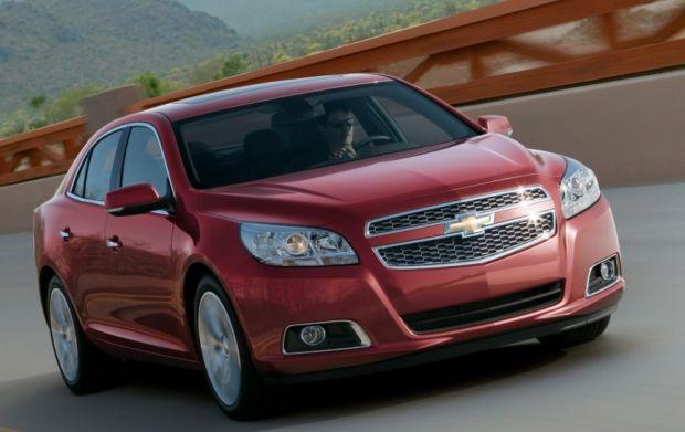 Novo Chevrolet Malibu chega ao México