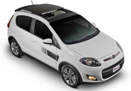 Fiat inclui teto solar no Grand Siena e novo Palio