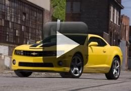 Vídeo: Programa Mega Fábricas - Chevrolet Camaro