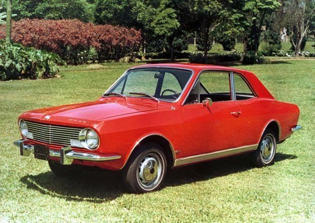 Corcel - Primeiro sucesso da Ford no Brasil