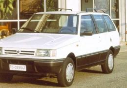 Clássico: Fiat Elba - A wagon da Fiat
