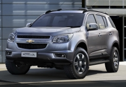 Chevrolet TrailBlazer - Nova Blazer