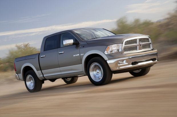Dodge convoca proprietários da Ram para recall
