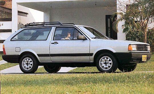 Volkswagen parati cl ssicos sal o do carro for Parati classici