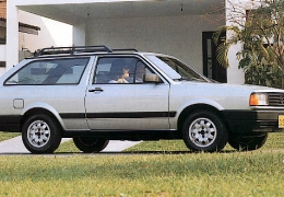 Clássico: Volkswagen Parati