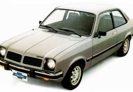Clássico: Chevrolet Chevette