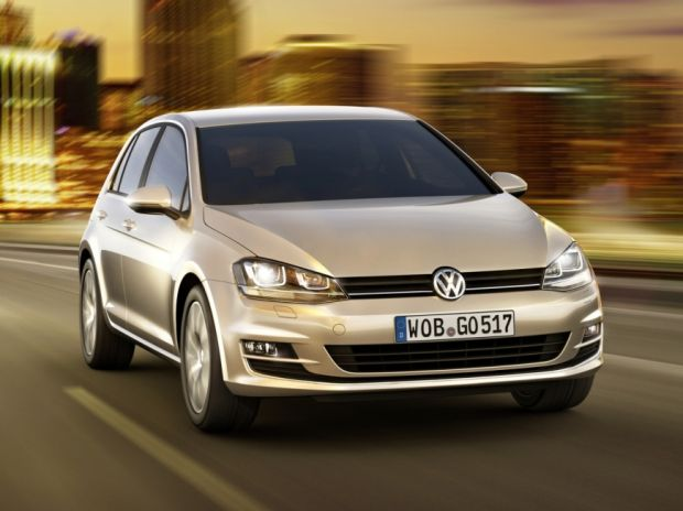 Volkswagen Golf VII - Sétima Geração