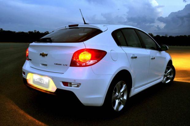 Chevrolet Cruze Sport6: O digno sucessor do Astra