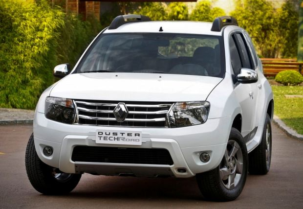 Renault Duster - Tech Road