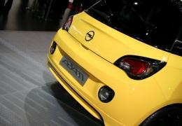 Opel Adam: o estranho do Salão de Paris