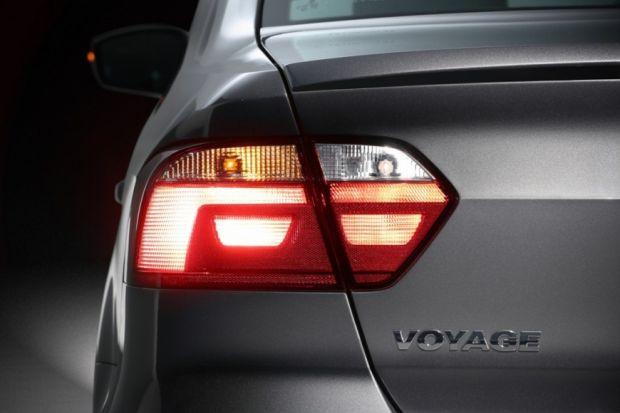 Volkswagen Voyage 1.6 I-Motion