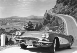 Clássico: Chevrolet Corvette