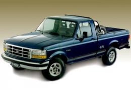 Clássico: Ford F-1000