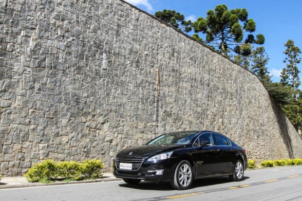 Peugeot 508 THP