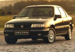Clássico: Chevrolet Vectra