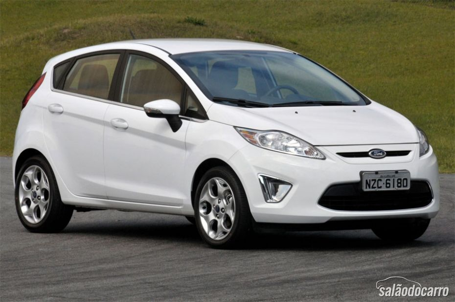 Ford convoca para recall do New Fiesta