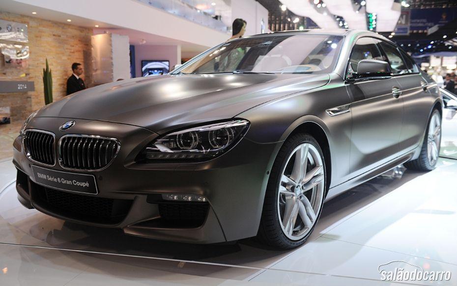Salão de SP: BMW traz grandes novidades para o mercado nacional