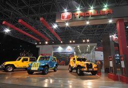 Salão de SP: Troller anuncia investimentos e mostra novo protótipo