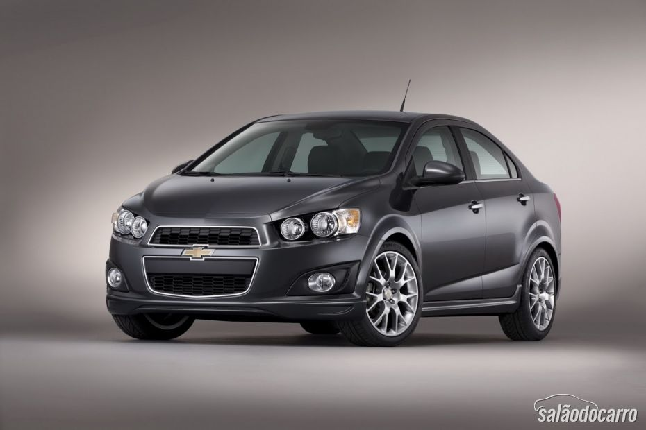 Chevrolet Sonic Dusk Sedan