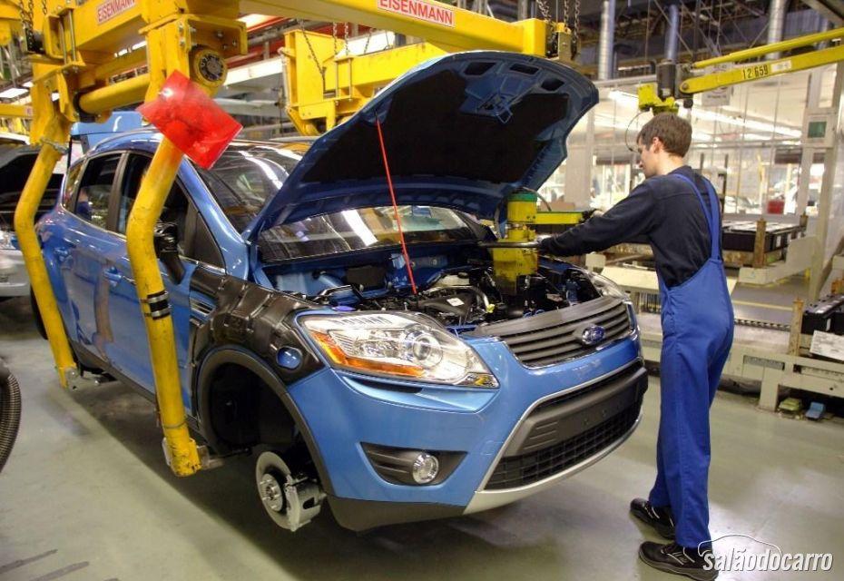 Ford fecha fábrica na Bélgica