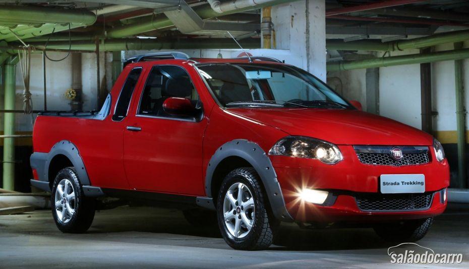 Fiat Strada Trekking 1.6 CD