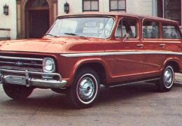 Clássico: Chevrolet Veraneio