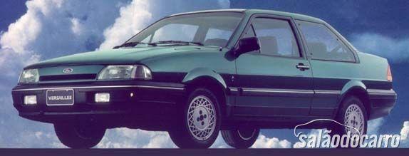 Ford Versailles Ghia