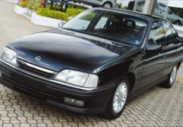 Clássico: Chevrolet Omega